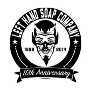 Shop Left Hand Soap Co. logo