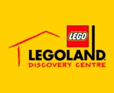 Shop Legoland Discovery Centre UK logo
