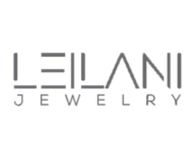 Shop Leilani jewelry logo