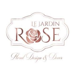 Shop LE JARDIN ROSE logo