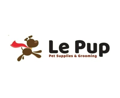 Shop Le Pup Pet Supplies and Grooming logo