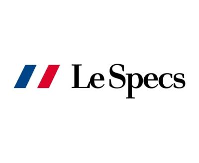 Shop Le Specs logo
