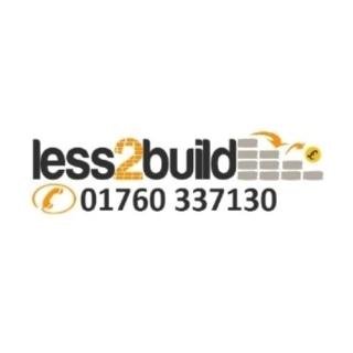 Shop Less2build logo