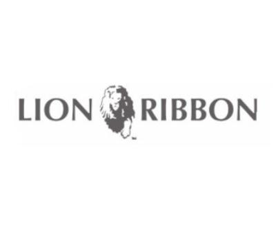 Shop Lion Ribbon logo