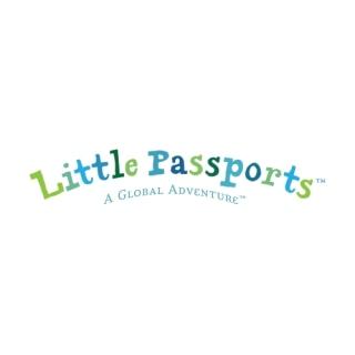 Shop Little Passports logo
