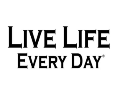 Shop Live Life Every Day logo