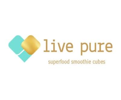 Shop Live Pure logo