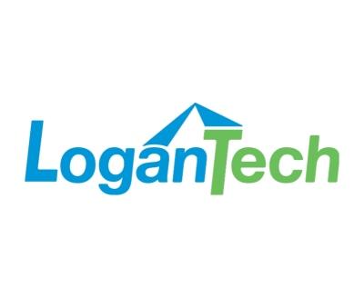 Shop LoganTech logo