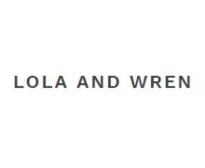 Shop Lola and Wren logo