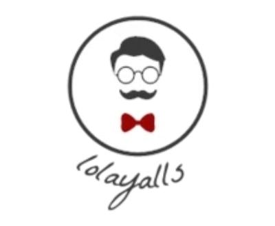 Shop Lolayalls logo
