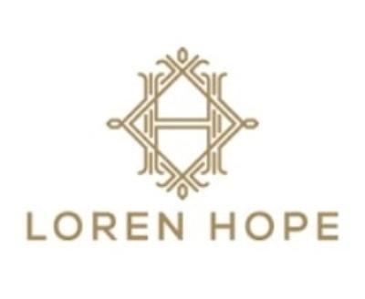 Shop Loren Hope logo
