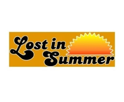 Shop Lost in Summer logo