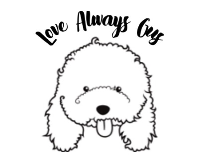 Shop Love Always Gus logo
