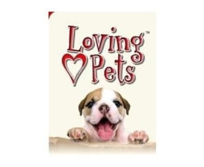 Shop Loving Pets logo