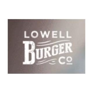 Shop Lowell Burger Co. logo
