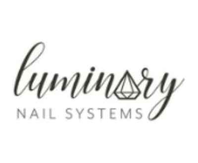 Shop Luminary Nail Systems logo