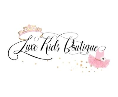 Shop Luxe Kids Boutique logo