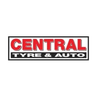 Shop Central Tyre & Auto Services logo