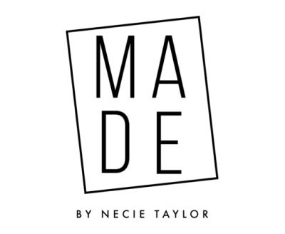 Shop MADE by Necie logo