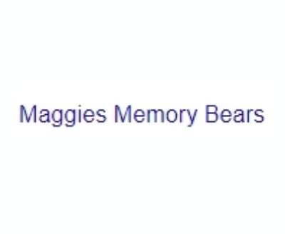 Shop Maggies Memory Bears logo