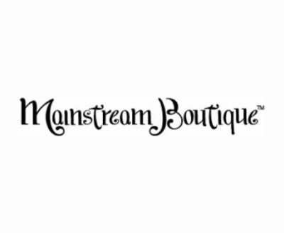 Shop Mainstream Botique logo