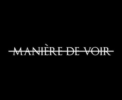 Shop Maniere De Voir logo