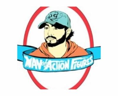 Shop Man of Action Figures logo