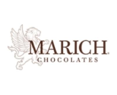 Shop Marich Chocolates logo