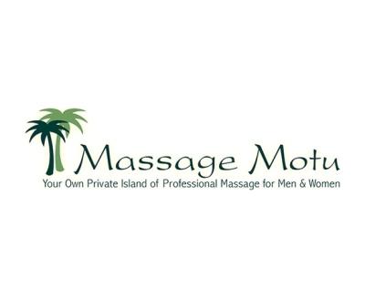 Shop Massage Motu logo