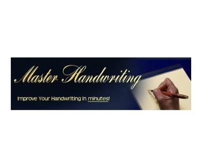 Shop Master Handwriting logo