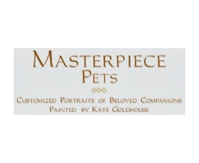 Shop Masterpiece Pets logo