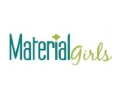Shop Material Girls logo