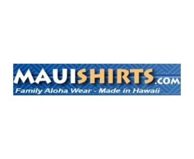 Shop MauiShirts.com logo