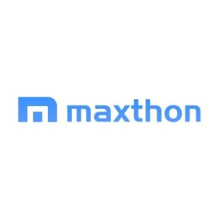 Shop Maxthon logo