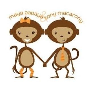 Shop Maya Papaya & Tony Macarony logo