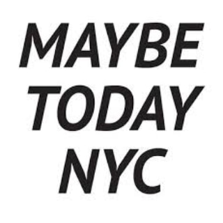 Shop Maybe Today NYC logo