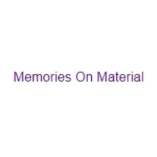 Shop Memories On Material logo