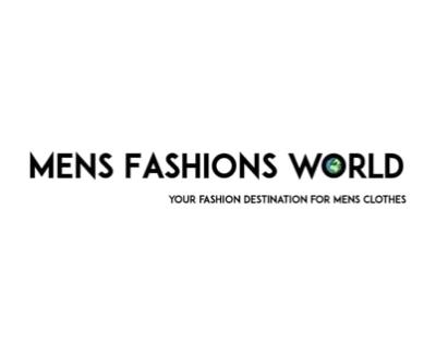 Shop Mens Fashions World logo