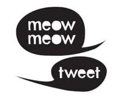 Shop Meow Meow Tweet logo