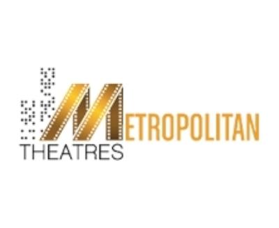 Shop Metropolitan Theatres logo