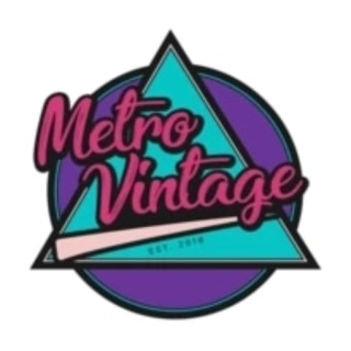 Shop Metro Vintage logo