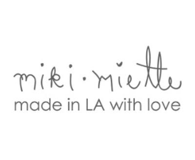 Shop Miki Miette logo