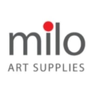 Shop Milo Art Supplies logo