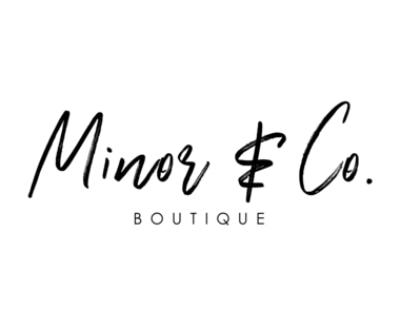 Shop Minor & Company Boutique logo