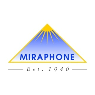 Shop Miraphone logo