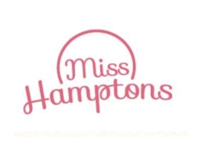 Shop Miss Hamptons logo