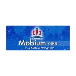 Shop Mobium GPS logo