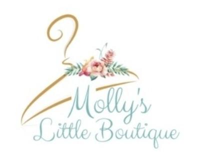 Shop Molly's Little Boutique logo