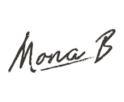 Shop Mona B logo