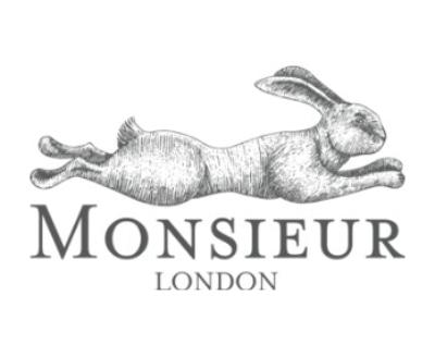 Shop Monsieur London logo
